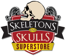 Skeletons and Skulls Superstore